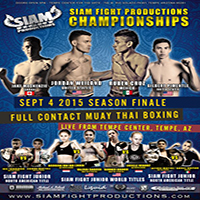 Fight Results: Siam's 2015 Season Finale