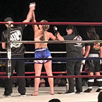 Fight Results: NY Style Throwdown, 10/17/15