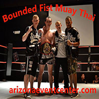 Fight Results: Bounded Fist, 10/10/15