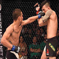 Fight Results: UFC Fight Night 77, 11/7/15