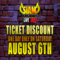 Siam Discount Ticket Sale