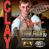 Travis Clay's Next Fight