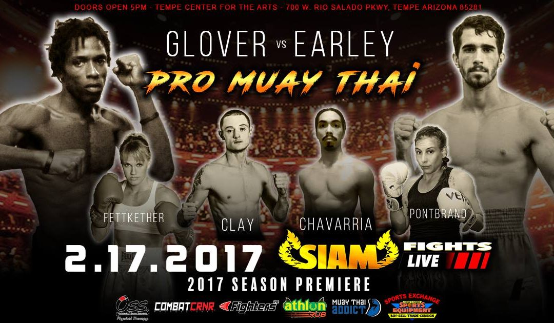 ProAm Siam Show on  2/17/17