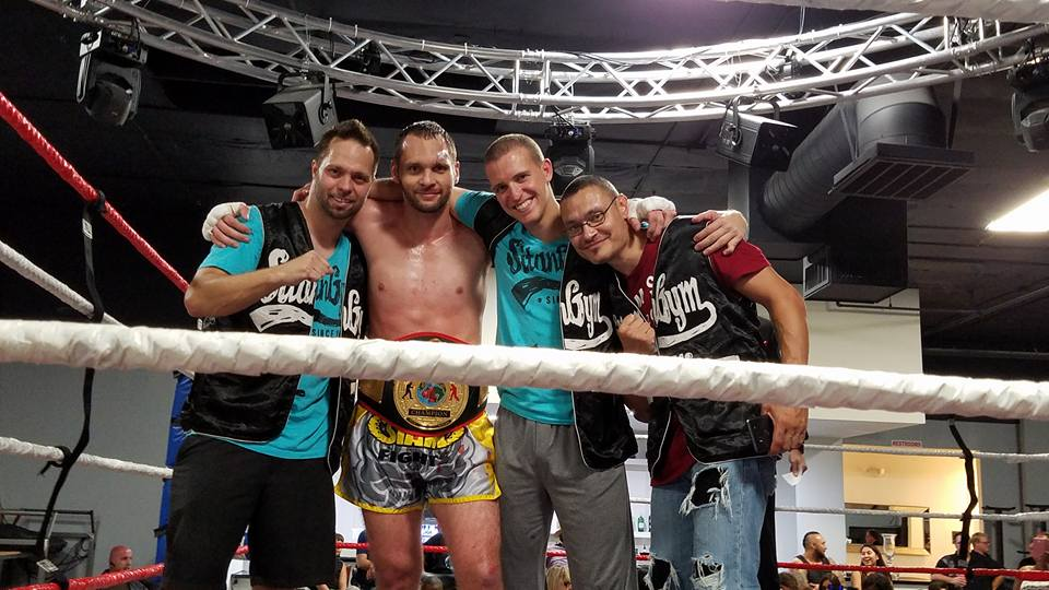 Bad Blood Muay Thai Results