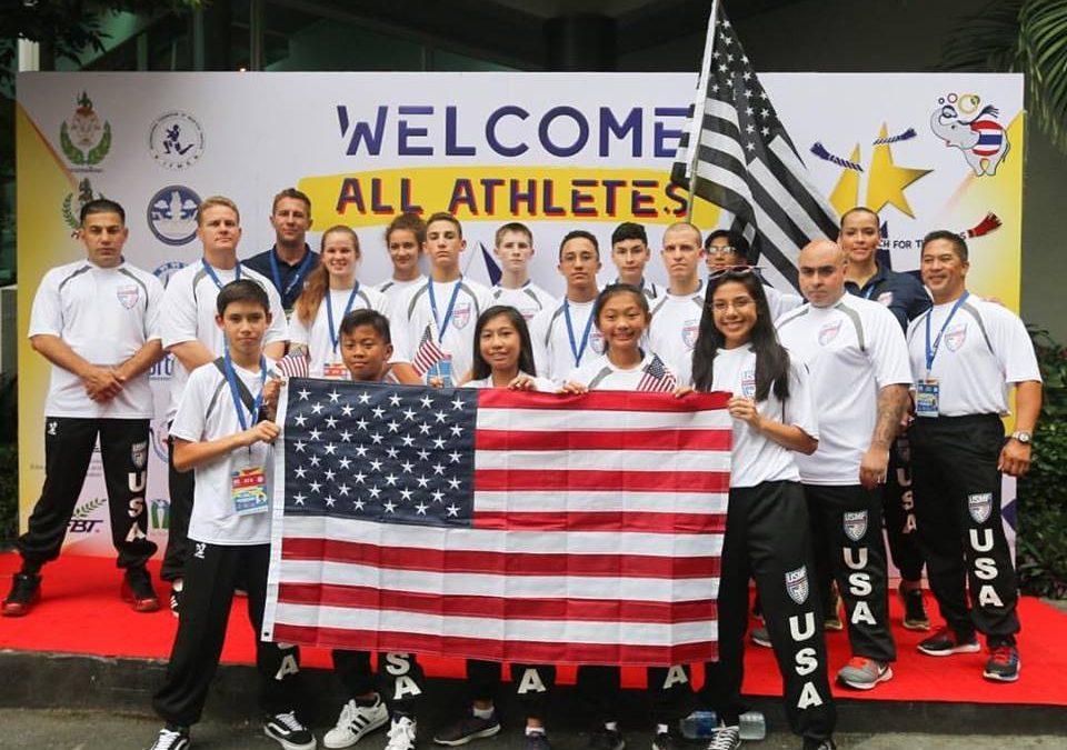 IFMA 2017 Team USA