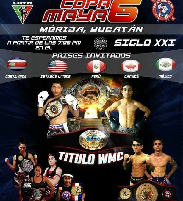 Copa Maya Fight Results