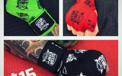 New Hand Wraps Available Now