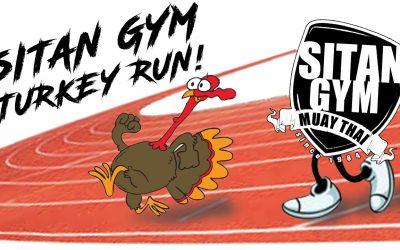 Sitan Gym's Annual Turkey Run!